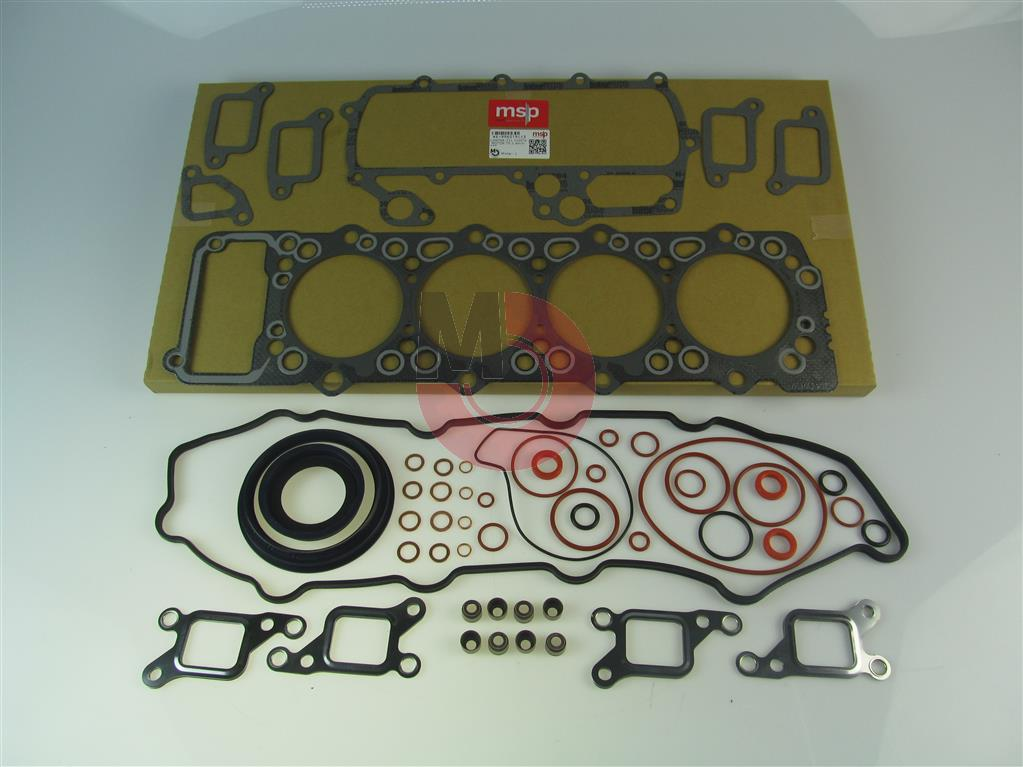 GASKET SET; ENG 1.4mm